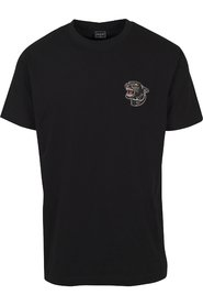 Embroidered Panther Tee