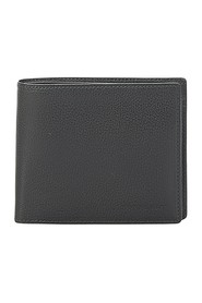 Bi-Fold Leather Small Wallet