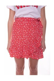 Shelby Nina Floral Wrap Skirt Women
