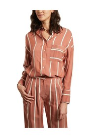 Camarade Matelas striped shirt