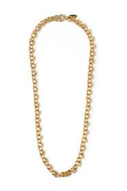 Chunkey Link necklace