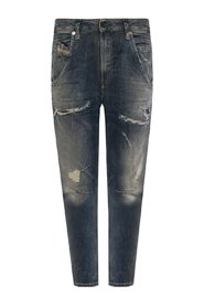 'Fayza-T' distressed jeans