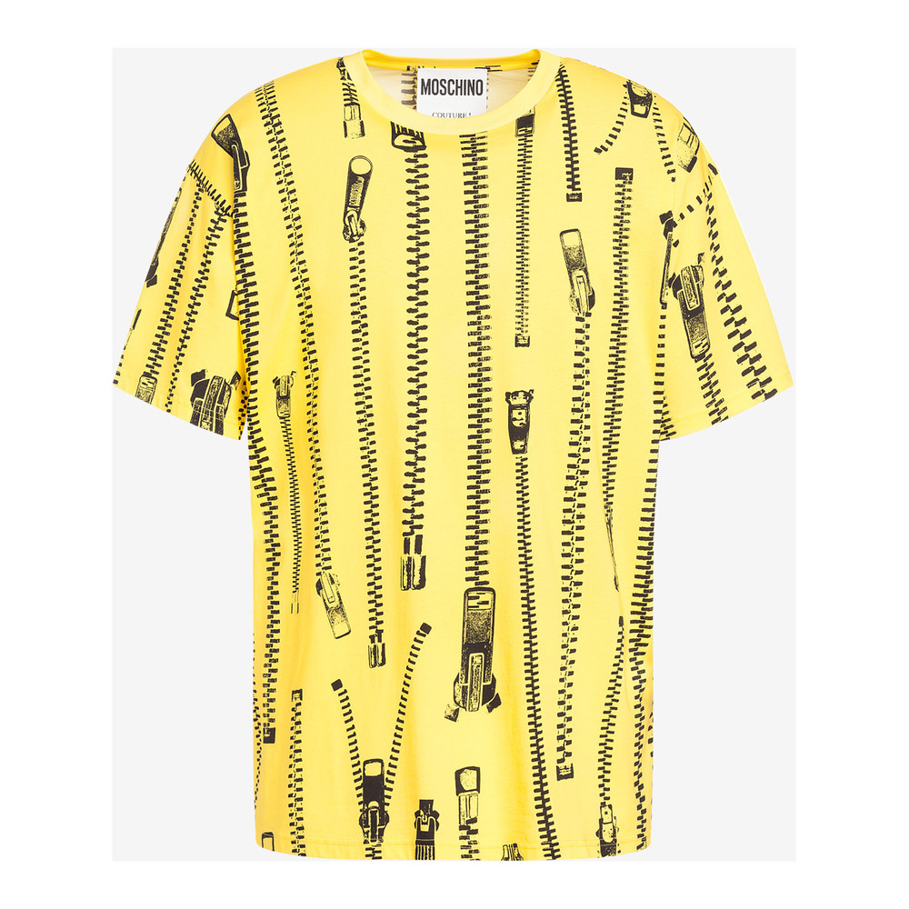 Yellow ZPA0210 Shirts  Moschino  Skjorter