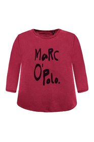 Marc O'Polo Junior - Kids T-shirt LS, Girl - Red Bud Pink