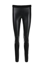 Legging kunstleer Zwart +E 84.05 J78 900