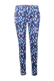 Geometric Print Pants -Pre Owned Condition Very Good