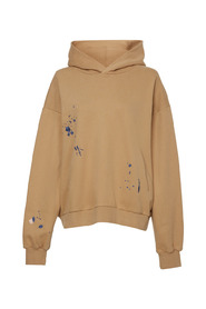 Levi Embroidery Paint Hoody