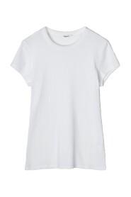 Fin Rib T-Skjorte