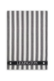 Icons Waffle Striped Kitchen Towel