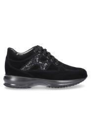 Sneakers low 9KE Veloursleder