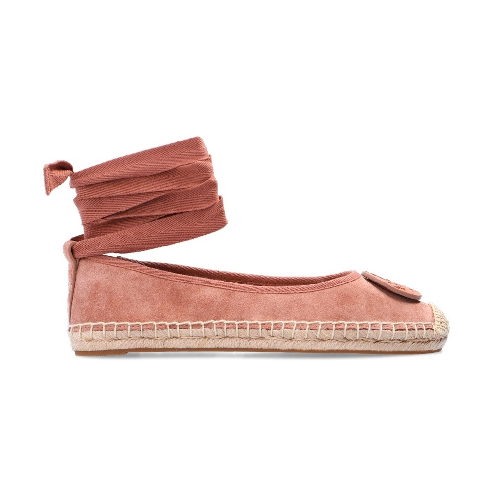 Minnie espadrilles with ankle ties
