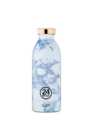 Clima Bottle White Marble