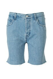 Acoustic Bermuda shorts