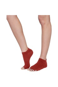 Grip Socks - Low Rise - Open Toe