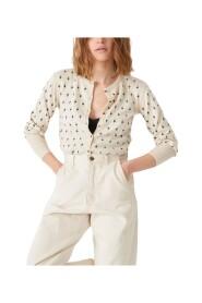 Areltti embroidery vest