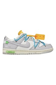 Dunk Low Off-White Lot 2 Snekers
