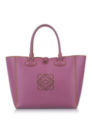 Amazona Leather Tote Bag