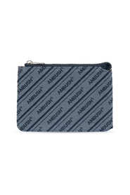 Card case with logo