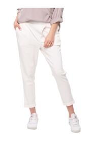 Spodnie cygaretki SoftOffice Look 415