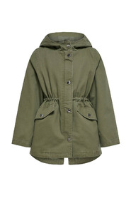 KONDASH CANVAS PARKA