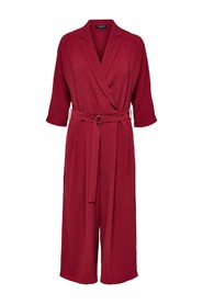 Beet Red - Slfdalima Jumpsuit