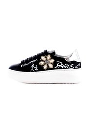 GIO+ G2043E Trainers Women BLACK