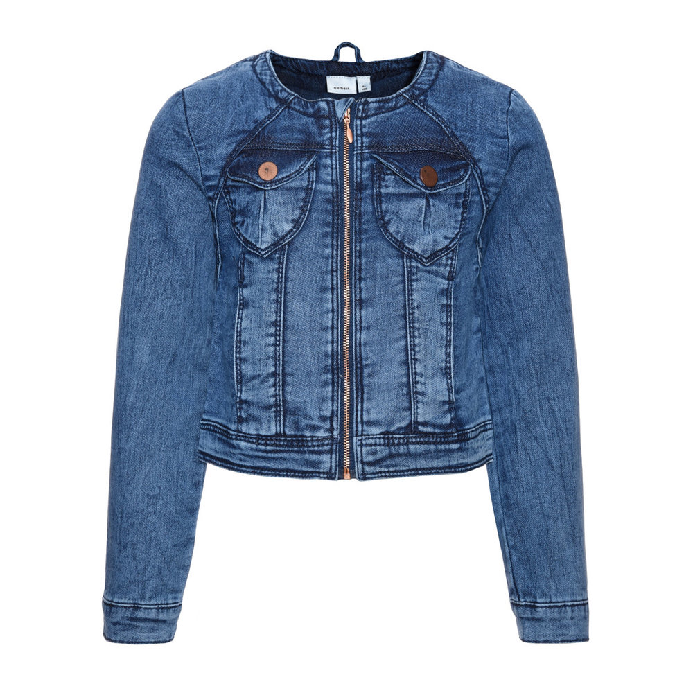 Denim jacket nitstar esa sweat