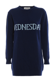 Wednesday long crewneck