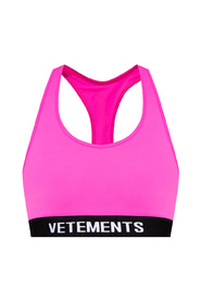 Cropped training top