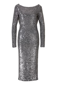 Sandy sequined dress