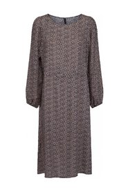 Peggy Boatneck Dress