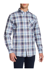 Long Sleeve Summer Check Shirt