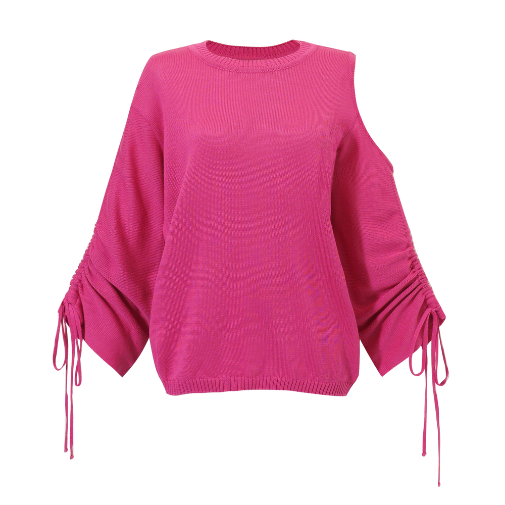 Flow Pink Sweater