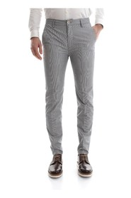 YAN SIMMON STORY PE153S PANTS Men Grey