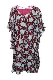 Printed Dress -Pre Owned Condition Very Good