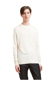 Silk and Cashmere-Blend Crewneck Sweater