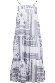 Kleid mit Ornamente-Muster