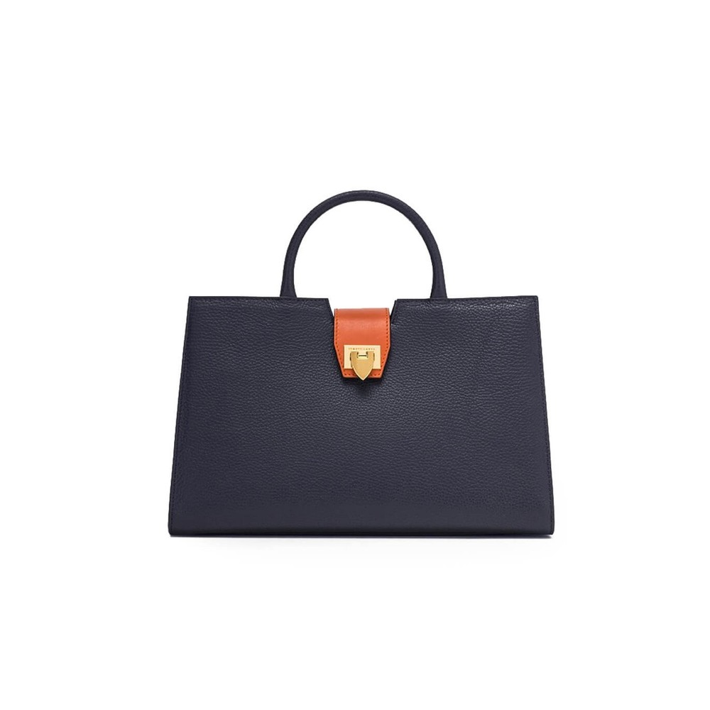 FILIPPE MODEL BLAUW VERSAILLES SATCHEL