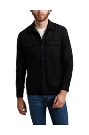Sten recycled wool shirt