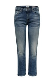 Straight fit jeans ONLRay mid cropped