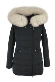 bambina giacca Seriola mx 02 fox fur kid in tessuto tecnico