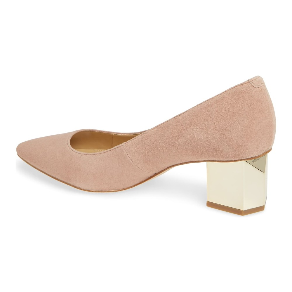 Michael Kors Rosa Shoes With Heel Michael Kors