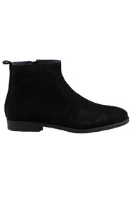 Nome men's boot in black suede 173-3664099