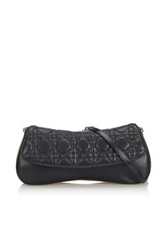 Cannage Leather Chain Bag