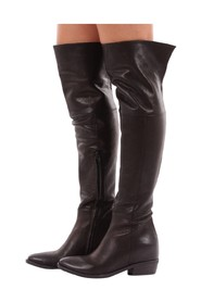 Above the knee boots