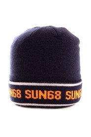 SUN 68 C29123 Cap Men BLUE NAVY
