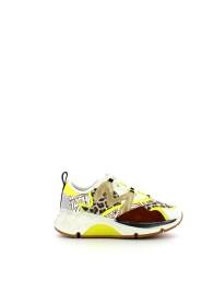 Sneakers Running con loop su linguetta