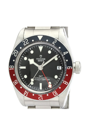 Bay Automatic Stainless Steel Men's Sports Watch 79830RB