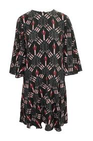 Short Print Dress -Pre Owned Condition Good
