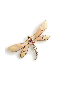 Dragon fly brooche